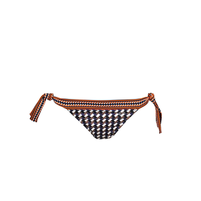 Bikini Slip mit Schleifen Akemi, bunt (Hose)