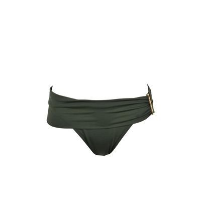 Bikini Slip mit Umschlagbund Bergamo, kaki (Hose)