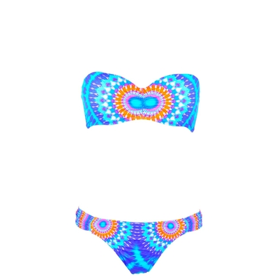 Bikini Set Sunpower, blau