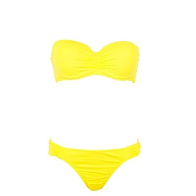 Bikini Set Unicool, gelb