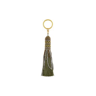 Schlüsselanhänger Balma, khaki grün