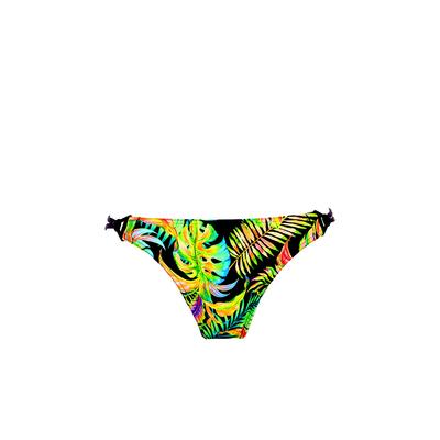 Bikini-Slip Electro Beach, bunte Prints (Hose)