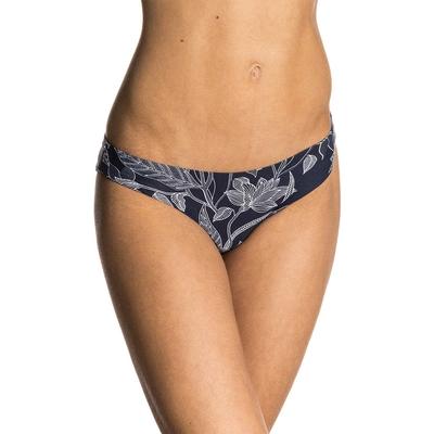 Bikini-Slip Yamba Floral, blau (Hose)