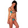 neopren-triangel-bikini-oberteil-türkis-apricot-orange-günstig