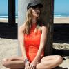 maillot-de-bain-1-pièce-grande-taille-orange-en-dentelle-freya-sundance-AS3974