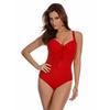 maillot-de-bain-1-pièce-rouge-amincissant-rivage-6503075