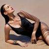 maillot-de-bain-noir-gainant-sexy-mesh-plunge-6503009