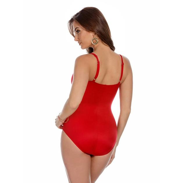 maillot-de-bain-1-pièce-rouge-amincissant-rivage-6503075-dos