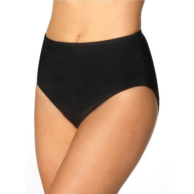 maillot-de-bain-taille-haut-gainant-noir-basic-6503001