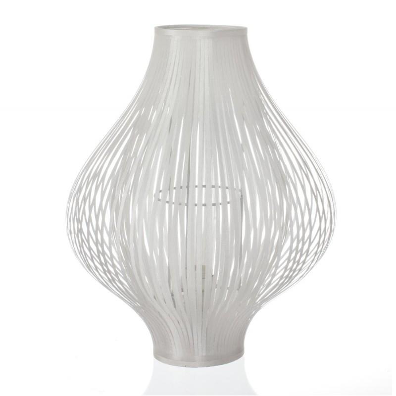 lampe a poser blanche. Black Bedroom Furniture Sets. Home Design Ideas
