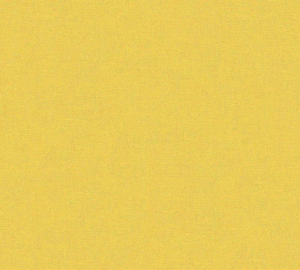 papier peint intiss uni jaune papiers peints papier. Black Bedroom Furniture Sets. Home Design Ideas
