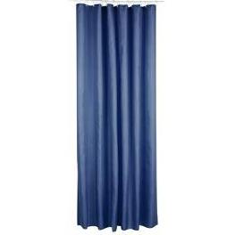 rideau de douche polyester bleu canard d coration. Black Bedroom Furniture Sets. Home Design Ideas