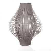 Lampe à poser YISA grise 45cm