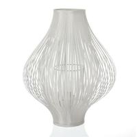 Lampe à poser blanche YISA 45cm