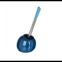 Brosse WC boule Bleu Marine