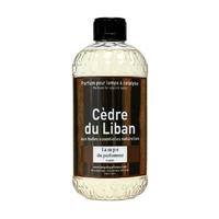Parfum pour lampe à catalyse cèdre du liban 500ml