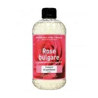 Parfum pour lampe à catalyse rose bulgare 500ml