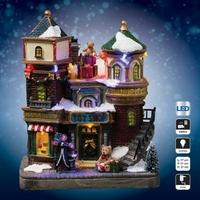 Village de Noël Boutique de Jouets
