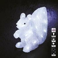 Écureuil lumineux LED
