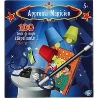 Coffret apprenti magicien - 100 tours