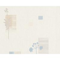 Papier peint expansé SHETLAND bleu