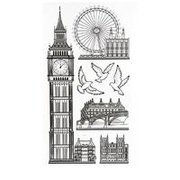 Sticker 3D ville Londres