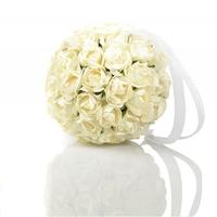 Boule de roses artificielles D.9