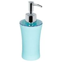 Distributeur à savon ELISA vert d'eau