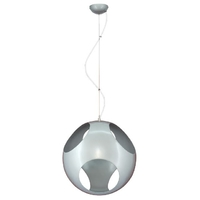 Suspension BOWN chrome D30cm
