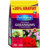Engrais géraniums et balconnières - poudre soluble