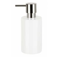 Distributeur à savon TUBE blanc