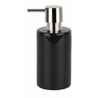 Distributeur à savon TUBE noir
