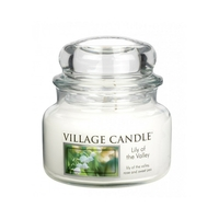 Bougie Brin de Muguet petite jarre - Village Candle