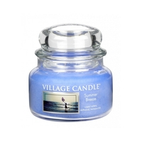 Bougie Brise d'été petite jarre - Village Candle