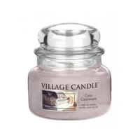 Bougie Cachemire Douillet petite jarre - Village Candle