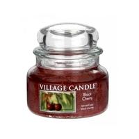 Bougie Cerise Noire petite jarre - Village Candle