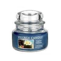 Bougie Escapade Tropicale petite jarre - Village Candle