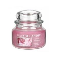 Bougie Fleur de Cerisier petite jarre - Village Candle