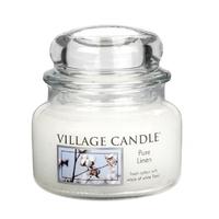 Bougie Fleur de Coton petite jarre - Village Candle
