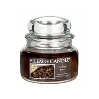 Bougie Grain de Café petite jarre - Village Candle
