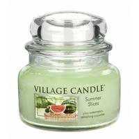 Bougie Pastèque petite jarre - Village Candle