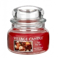 Bougie Just For You petite jarre - Village Candle