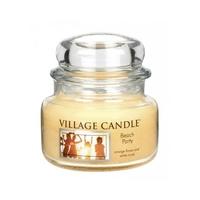 Bougie Soirée à la Plage petite jarre - Village Candle