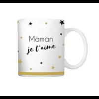 Mug - Maman je t'aime