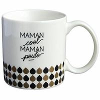 Mug - Maman Cool Maman Poule