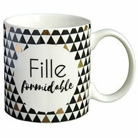 Mug - Fille Formidable