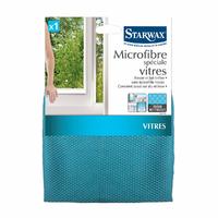 Microfibre spécial vitres