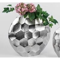Vase cercle alu palazzo 30cm