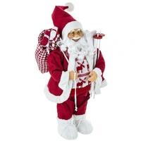 Figurine Père Noël debout