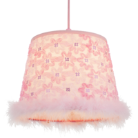 Suspension FROUFROU PINK 1xE27